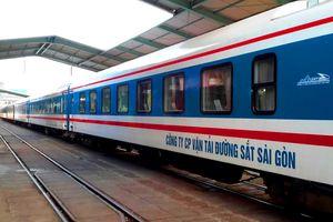 Công ty Vận tải đường sắt Sài Gòn: Sẽ có nhiều chính sách giảm giá vé cho khách hàng