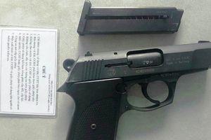 Trưởng công an xã nổ súng trong lúc đi chơi bị xử phạt 3 triệu đồng