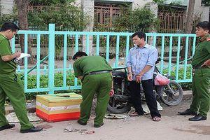 Hỗn chiến tranh chỗ bán gà, một thanh niên bị đâm trọng thương