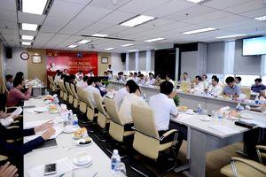 Đảng ủy PV Drilling tổ chức Hội nghị sơ kết giữa nhiệm kỳ 2015-2020