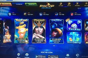 Nhan nhản game bài bạc online tương tự của Phan Sào Nam vẫn hoạt động rầm rộ?