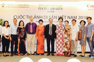 Khởi động cuộc thi ảnh di sản Việt Nam 2018