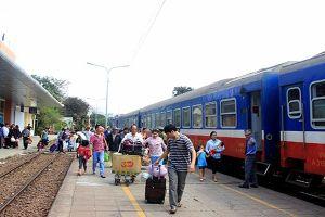 Ga đường sắt Sài Gòn tổ chức chạy tàu dịp lễ 2.9