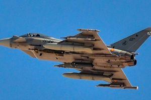 Chiến đấu cơ của Tây Ban Nha bất ngờ bắn tên lửa trên bầu trời Estonia