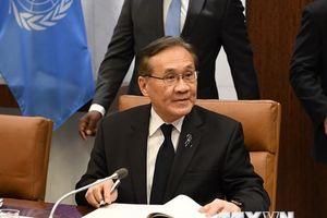 Thái Lan bác bỏ ý tưởng từ bỏ vai trò chủ tịch luân phiên ASEAN