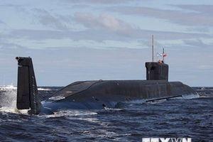 Nga thử thành công lò phản ứng vĩnh cửu cho tàu ngầm nguyên tử