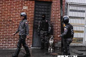 Venezuela tước quyền miễn trừ các nghị sỹ liên quan tới vụ ám sát hụt