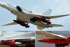 Nga trình làng máy bay mang tên lửa mới nâng cấp Tu-22M3M