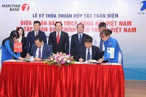 VNPT và Ngân hàng Hàng Hải hợp tác ra mắt sản phẩm mới