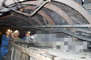 Lại sập hầm lò ở Quảng Ninh, nhiều người thương vong