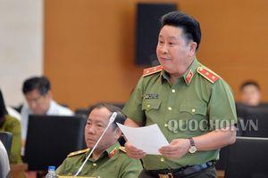 Thi hành kỷ luật, cách chức Thứ trưởng Bộ Công an Bùi Văn Thành