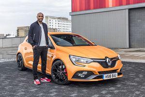'Đứa con thần gió' Thierry Henry trở thành đại sứ thương hiệu xe Pháp