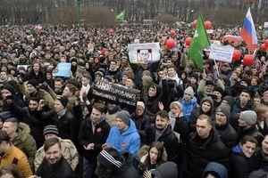Liên bang Nga đẩy mạnh cuộc chiến chống tham nhũng