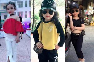 Bé gái 6 tuổi xứ Nghệ 'chất lừ' với style sành điệu như fashionista