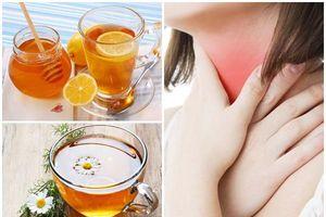 5 cách chữa đau họng cho bà bầu hiệu quả khi thời tiết chuyển mùa