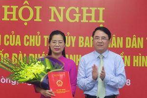 Nhân sự mới TP.HCM, Hải Phòng, Bắc Ninh, Sơn La, Hà Tĩnh, Đắk Lắk