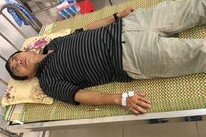 Thanh Hóa: Cán bộ Chi nhánh điện Đông Sơn đánh người tâm thần nhập viện
