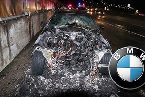 BMW sẽ triệu hồi hơn 300.000 ô tô tại châu Âu do lỗi 'động cơ dễ cháy'