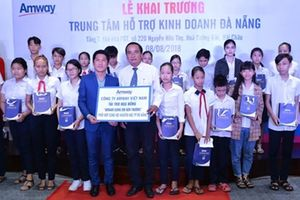Amway Việt Nam khai trương Trung tâm hỗ trợ kinh doanh tại TP Đà Nẵng