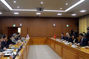 Ngoại giao góp phần tạo giá trị cốt lõi cho thương mại Việt Nam