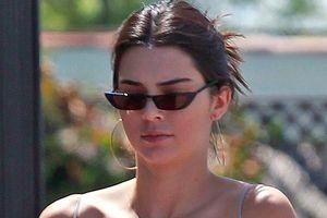 Ngắm vóc dáng khỏe khoắn tuyệt đẹp của 'siêu mẫu nội y' Kendall Jenner