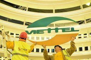 Viettel đặt mốc chinh phục doanh thu 80 tỷ USD