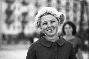 Nếu hình ảnh các cô gái Liên Xô này không làm tan chảy tim bạn, chẳng gì có thể nữa