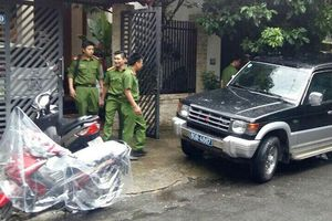 Đà Nẵng: Khám xét nhà nguyên Tổng giám đốc Công ty CP Du lịch Đà Nẵng