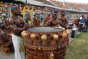 Ghé lại Ghana