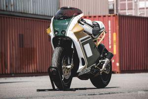 Xế đua Ducati bản replica từ Đức