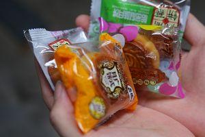 Tràn lan bánh trung thu Trung Quốc 90.000 đồng/kg, hạn sử dụng 3 tháng