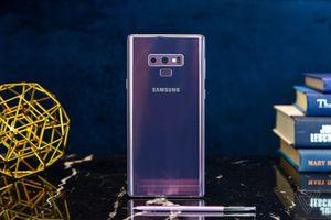 Galaxy Note9 ra mắt: Mạnh mẽ, pin khỏe, bút S Pen mới