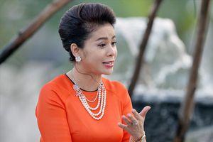 Bà Lê Hoàng Diệp Thảo lên tiếng việc ông Lữ Ngọc Cư phủ nhận chức vụ ở Trung Nguyên
