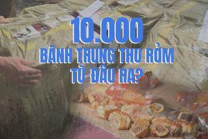 Kinh doanh hôm nay: Thu giữ 10.000 bánh trung thu 'rởm' ở đâu?