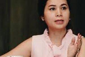 Bà Lê Hoàng Diệp Thảo: 'Ông Cư phủ nhận chức vụ ở Trung Nguyên, phải chăng sợ dư luận?'