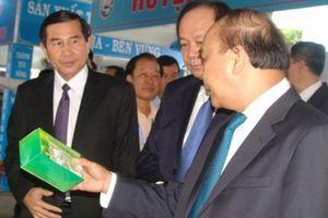 Thủ tướng Nguyễn Xuân Phúc: Tiền Giang là vương quốc của 'vương quốc trái cây'
