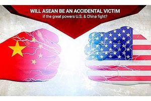 Trung Quốc và Mỹ lại 'ăn miếng trả miếng'