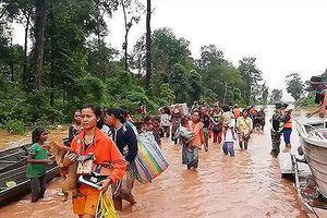 Chính phủ Lào tạm ngừng các dự án thủy điện