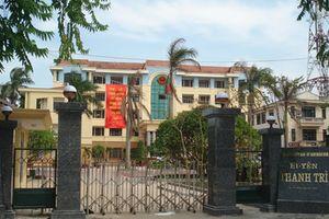'Đạo chích' viếng thăm, UBND huyện Thanh Trì mất trộm hơn 100 triệu