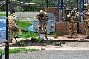 Mỹ trừng phạt Nga vì vụ hạ độc điệp viên hai mang Skripal