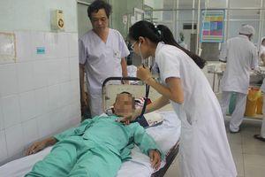 Quảng Nam: Gắp thành công lưỡi câu nằm trong phổi của bệnh nhân tâm thần