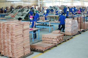 Xuất khẩu gỗ đặt mục tiêu 20 tỉ USD