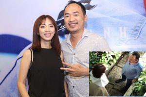 Dân mạng tung clip Thu Trang - Tiến Luật cãi nhau gay gắt