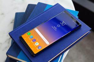 Galaxy Note 9 ra mắt với màn hình lớn hơn, S Pen tốt hơn