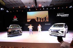 Mistsubishi Xpander ra mắt tại Việt Nam với giá bán từ 550 triệu đồng