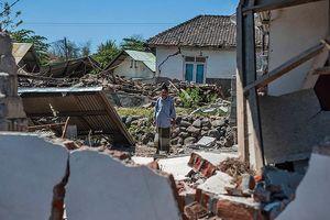 Thương vong do động đất ở Indonesia tăng mạnh, lên 1.400 người