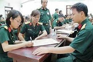 Thủ khoa, á khoa một số trường quân đội là thí sinh Sơn La, Hòa Bình