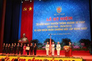 Nhiều hoạt động mừng 73 năm Ngày truyền thống ngành Tư pháp Việt Nam
