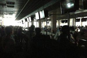 Điện lực TP.HCM lên tiếng sự cố mất điện tại sân bay Tân Sơn Nhất tối 6/8