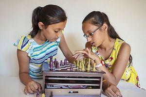 Gặp gỡ hai chị em song sinh 11 tuổi có IQ hơn cả thiên tài Albert Einstein